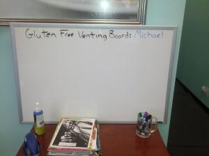 venting board