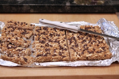 Chocolate Chip Oat Bar1
