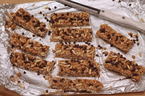 Chocolate Chip Oat Bar2