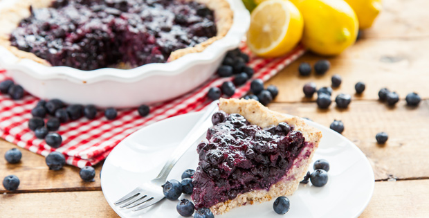 ... great gluten free pie recipe of your own, please share! Enjoy Pi day
