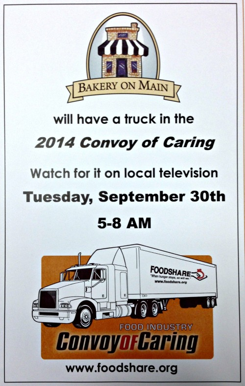 Convoy of caring